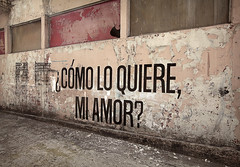 ¿Cómo lo quiere mi amor? [Abigail Reyes]