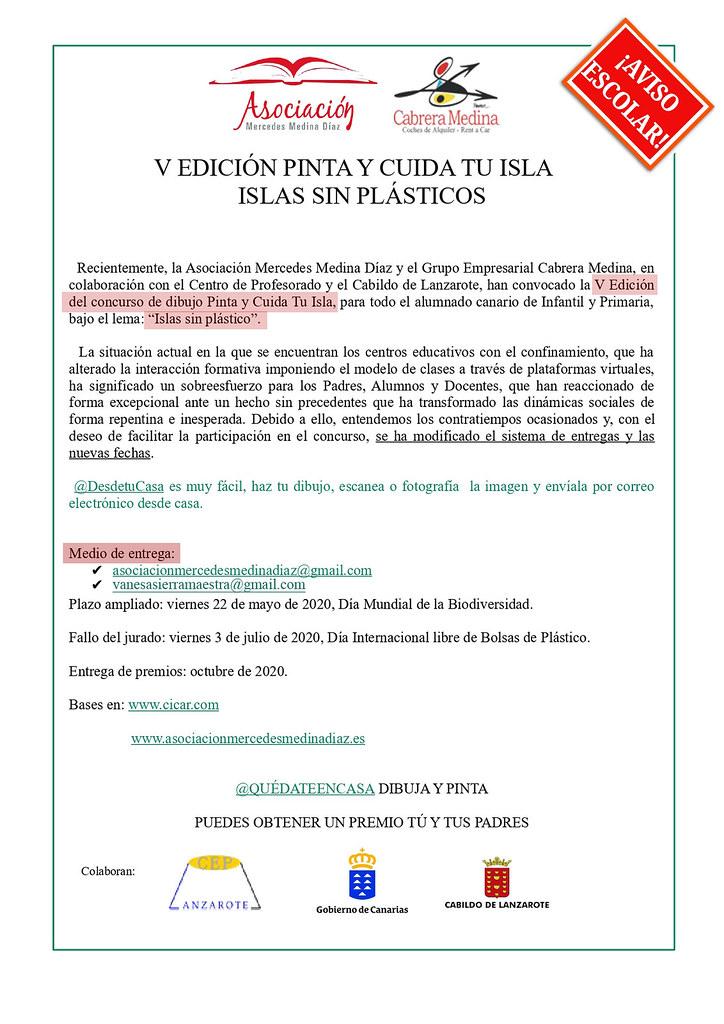 Comunicado V Pinta y Cuida Tu Isla. Islas Sin Plásticos_page-0001