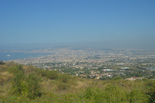 The Naples Gulf, from the Vesuvius I