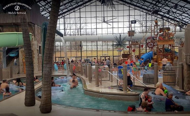 Birthday Party at a Waterpark