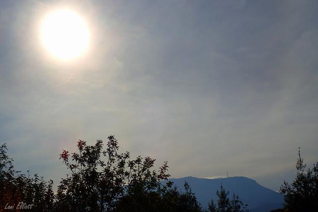 The Sun Still Shines.....