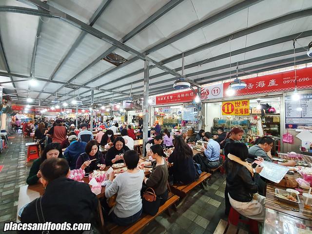 guihou fish market wanli foodcourt