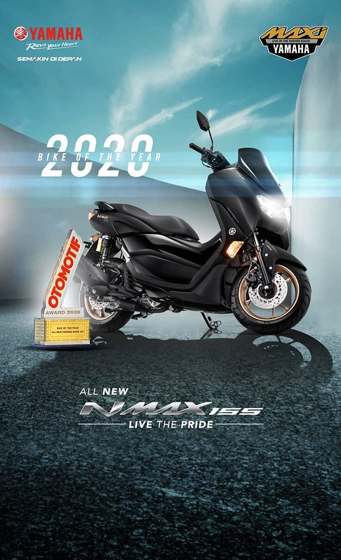 Bike of The Year - All New NMAX 155 (1)