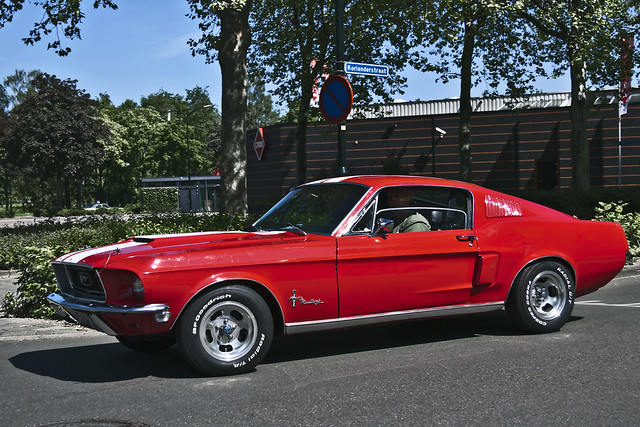 Ford Mustang Fastback 1968 (6849)
