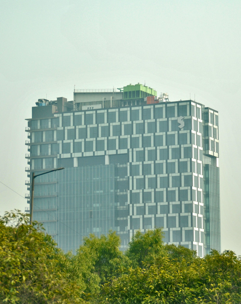 Sovereign Corporate Towers Noida