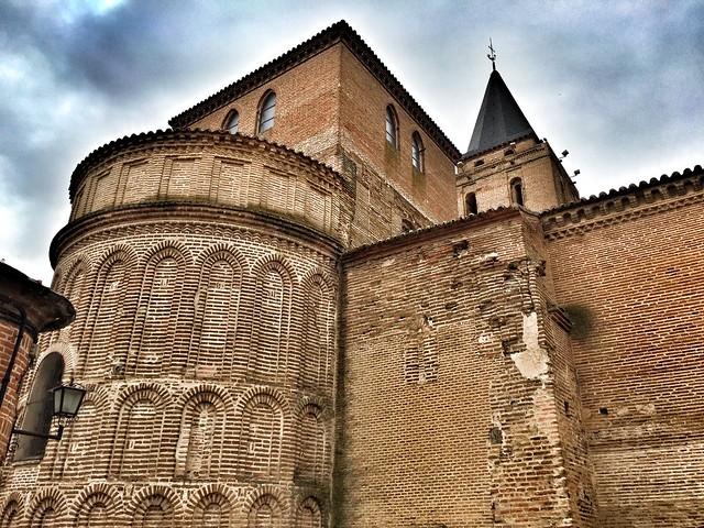 San Nicolás de Bari, iglesia que recomiendo visitar en Madrigal de las Altas Torres