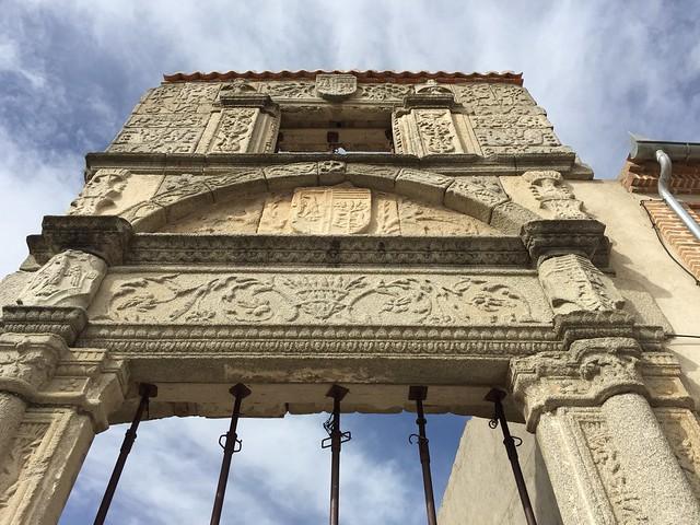 Casa Soto de Vergara en Madrigal de las Altas Torres