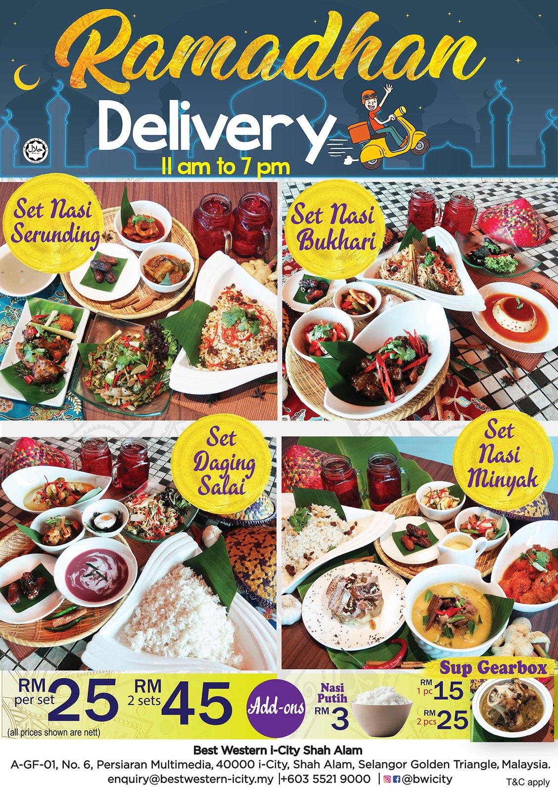 best-western-shah-alarm-Ramadhan-delivery-2020