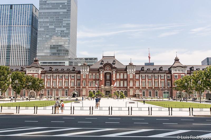 Estación de Tokio (lado Marunouchi)