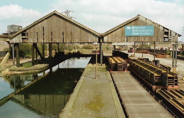 Chillington Wharf, Wolverhampton Steel Terminal