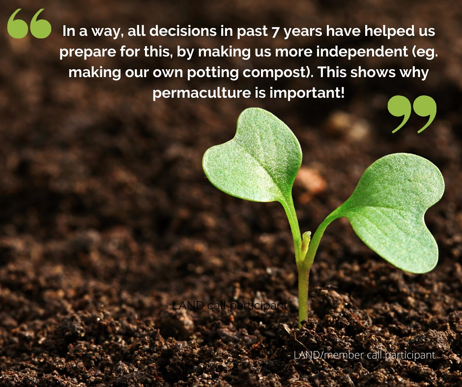 Quote on seedling image
