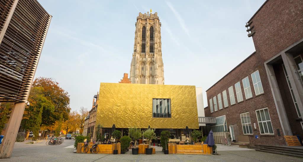 Bezienswaardigheden Mechelen: Kuub | Mooistestedentrips.nl