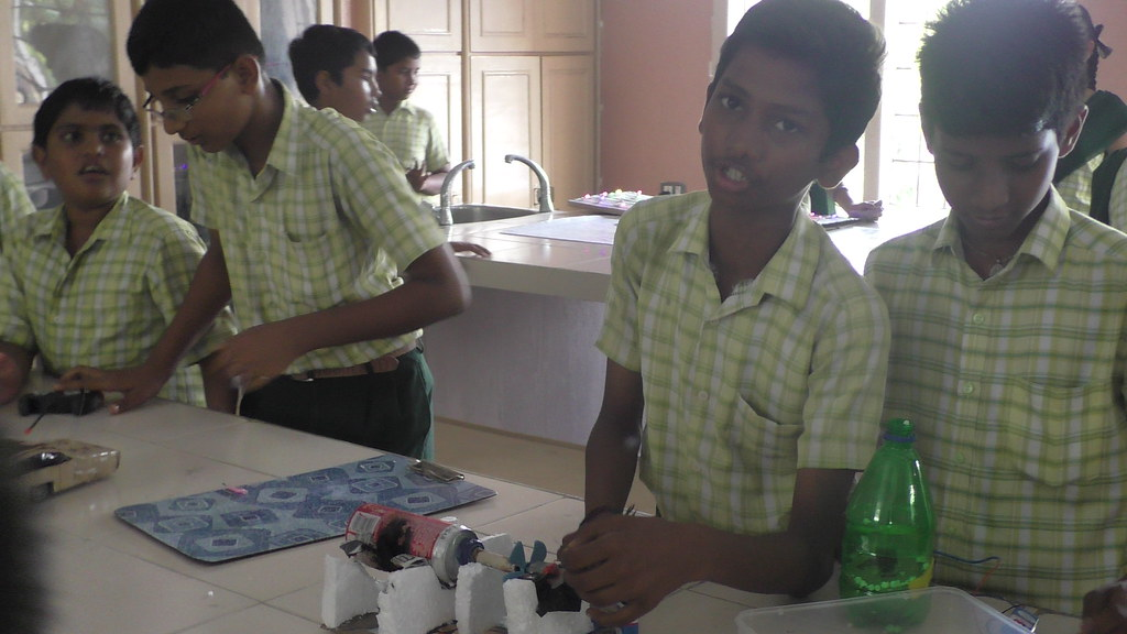 Science Exhibition - 13-10-2018 Day-1 (3)