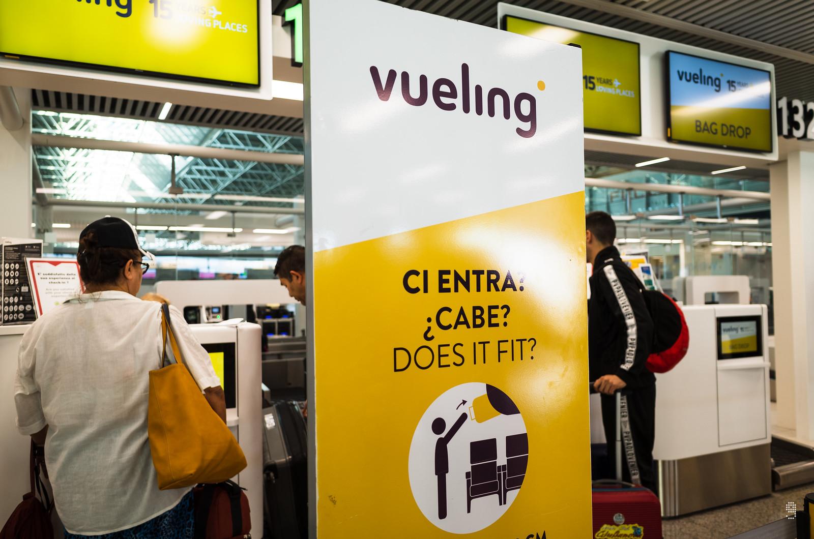 Vueling Airlines是一家深受歐洲人歡迎的西班牙廉航