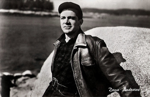 Dana Andrews in Deep Waters (1948)