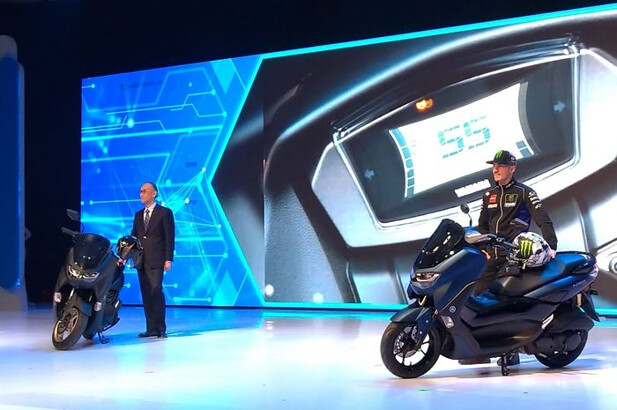 All New NMAX 155 Launch
