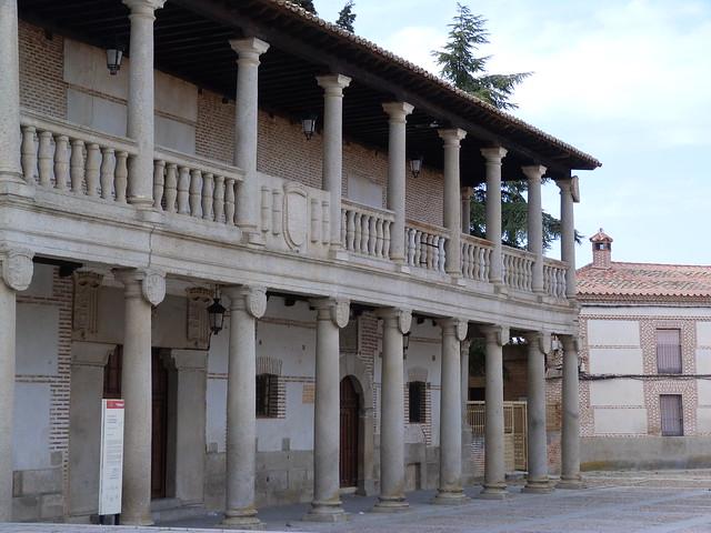 Real Hospital de la Purísima Concepción en Madrigal de las Altas Torres