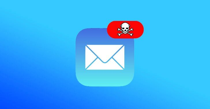 iOS Mail App爆零時差攻擊漏洞 收到信就會被駭!