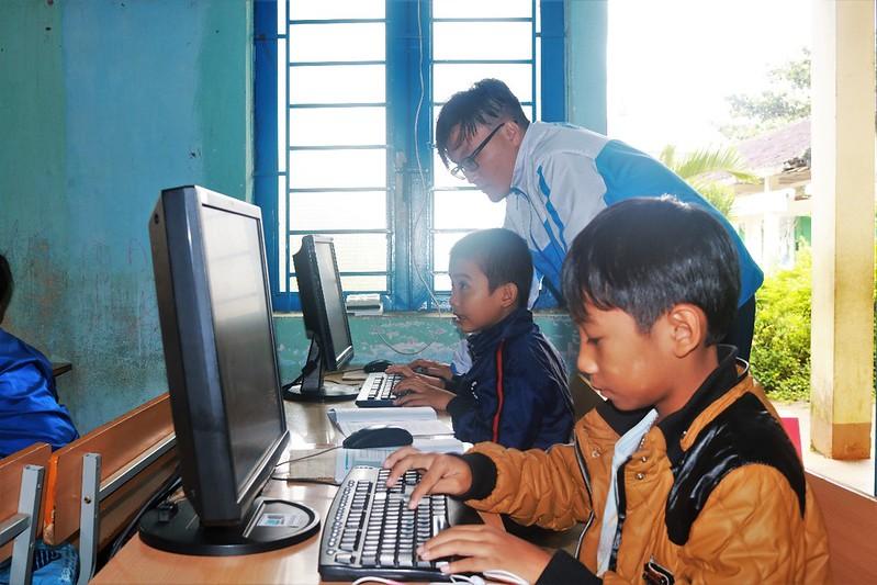 Chương trình Trí thức Khoa học trẻ Tình nguyện TP. HCM năm 2019