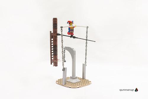 Rope Dancer Tensegrity Sculpture