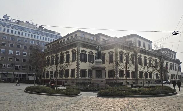 Piazza Cesare Beccaria