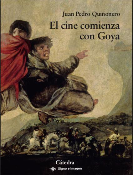 El cine comienza con Goya Uti 425