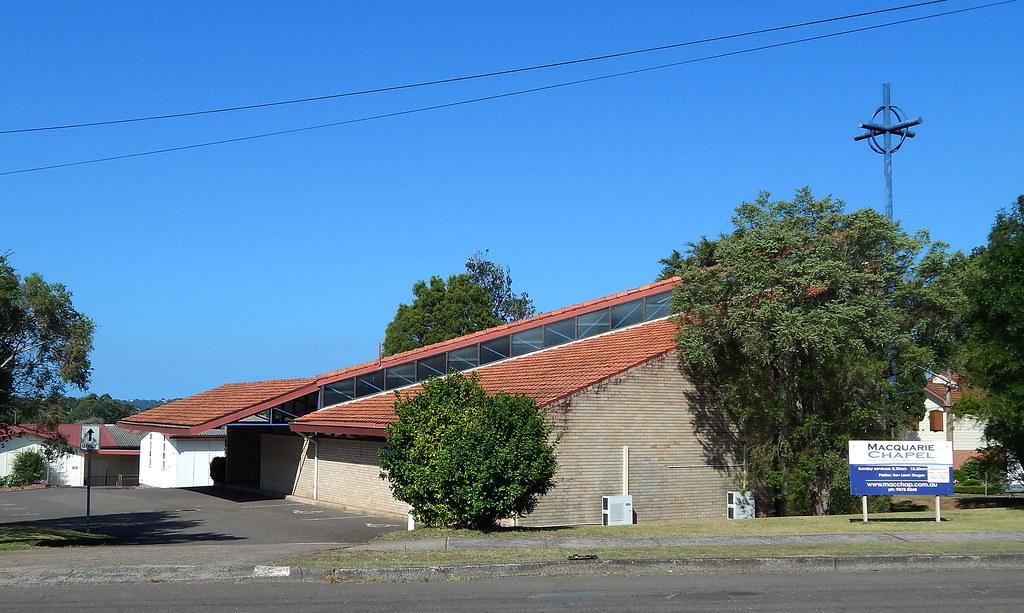 Macquarie Chapel, Marsfield, Sydney, NSW.