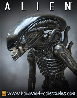 Hollywood Collectibles Group《異形》「異形(Alien) Big Chap」1:1 比例全身雕像 普通版/HCG限定版