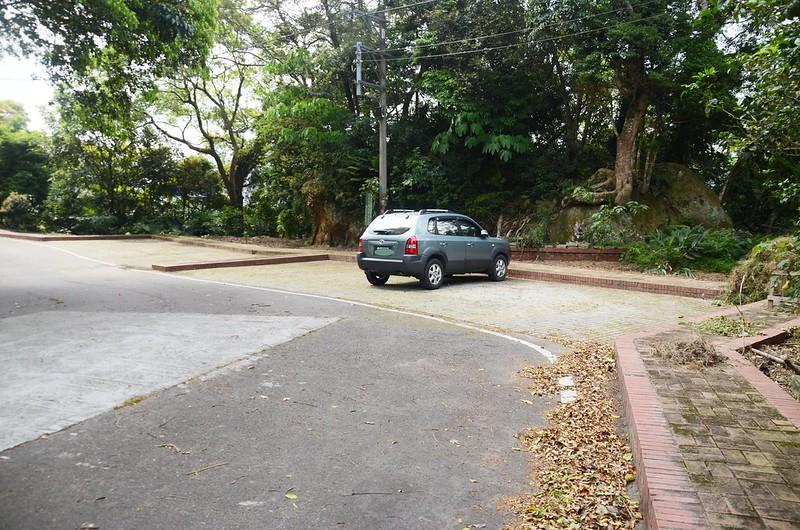 石觀音寺停車場