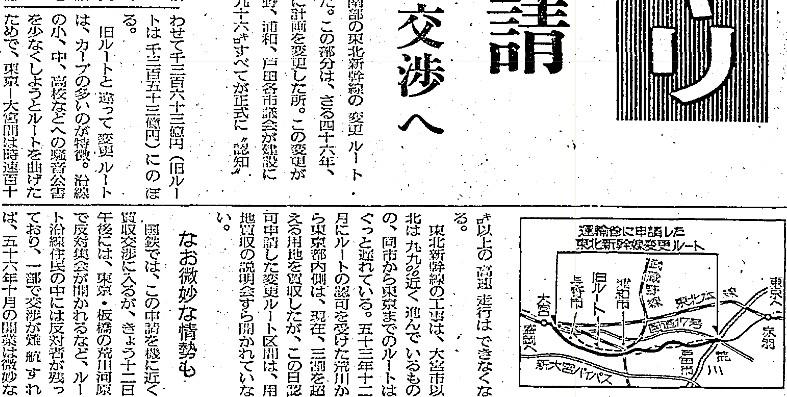 東北新幹線が埼玉県内で遅いわけ