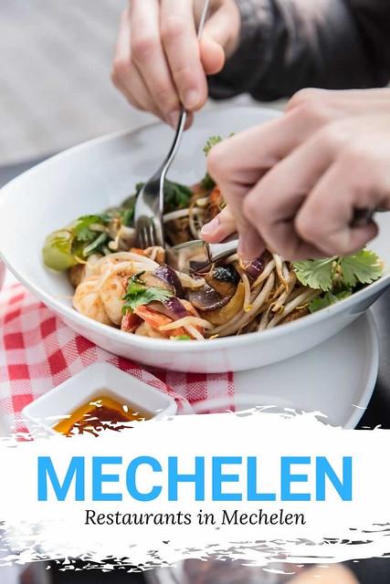 Restaurants in Mechelen | Lekker uit eten in Mechelen, België
