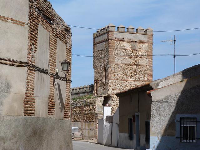 Calle de Madrigal de las Altas Torres en Ávila