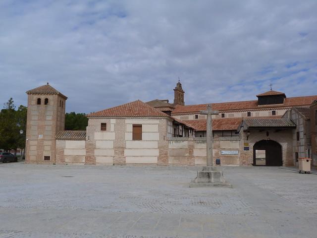 Casa natal de Isabel la Católica en el antiguo palacio de Juan II de Castilla