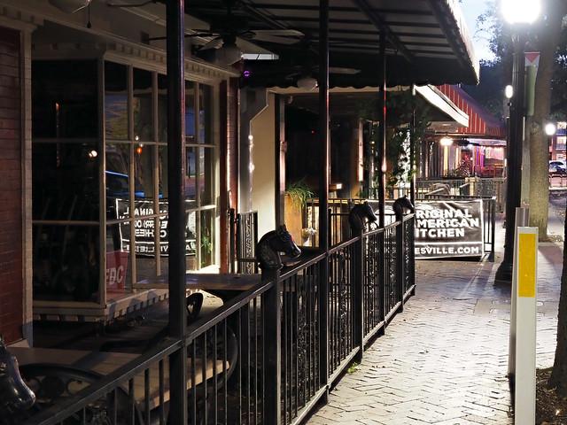 Quiet Downtown Gainesville