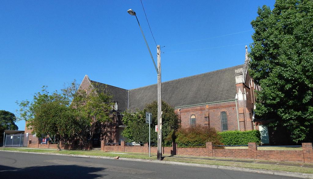 Former St Marys Catholic Church, Rydalmere, Sydney, NSW.