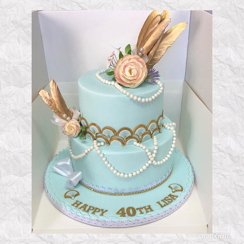 Cake by Sugarby Cakes