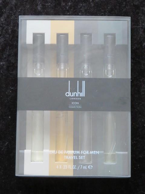 Dunhill London Icon Collection Eau De Parfum For Men Travel Set 4 x 7ml (1)