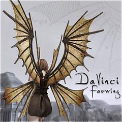 DaVinci Faewing {Old World} @ Fantasy Faire!