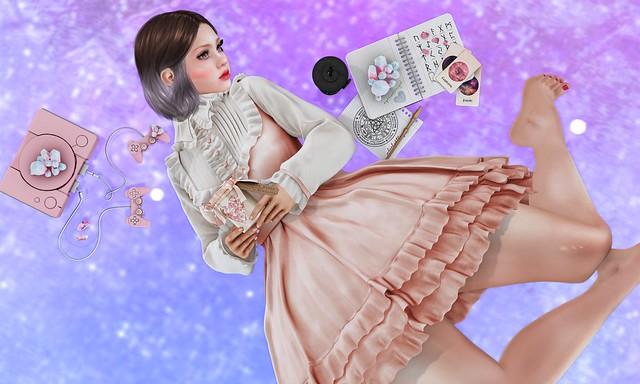 ♥Model Fashion SL 416