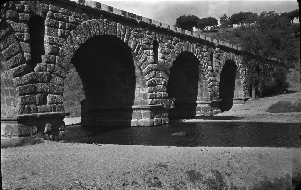 Ponte romana. Alentejo, Portugal