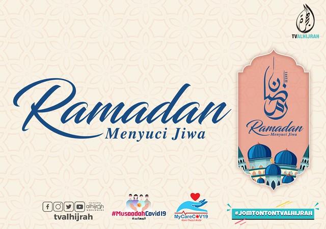 Ramadan Menyuci Jiwa