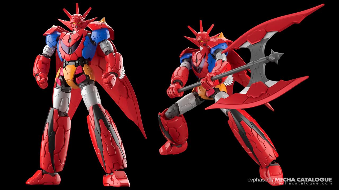 Bandai Spirits New Model Kit Announcements: April 2020