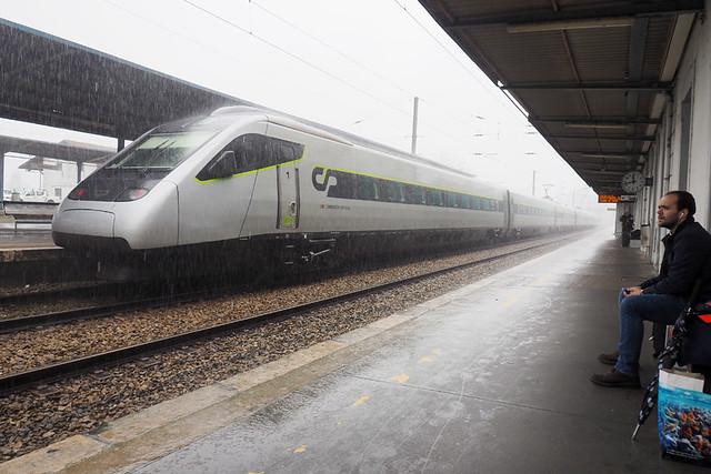 Coimbra train station