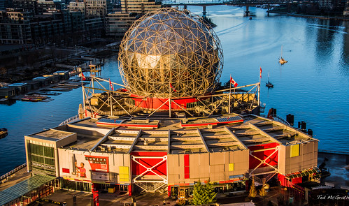 2020 bc britishcolumbia cropped falsecreeksunrise nikon nikond750 nikonfx tedmcgrath tedsphotos vancouver vancouverbc vancouvercity vignetting scienceworld vancouverscienceworld scienceworldattelusworldofscience vancouverscienceworldattelusworldofscience scienceworldattelusworldofsciencevancouver telusworldofscience vancouvertelusworldofscience telusworldofsciencevancouver dome geodesicdome water sunrise towersoftomorrow flags canadianflag cambiebridge cambiestreetbridge boats scienceworlddome red redrule iconicbuilding expo86 expo86building cans2s