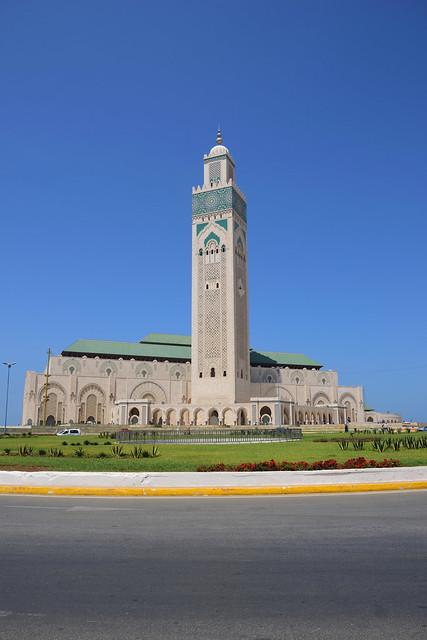 Hassan II Mosque... Casablanca Morocco