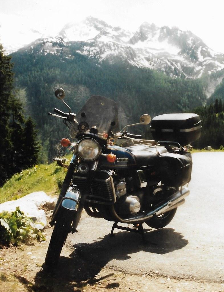 Kettle on Grossglockner - May 1999