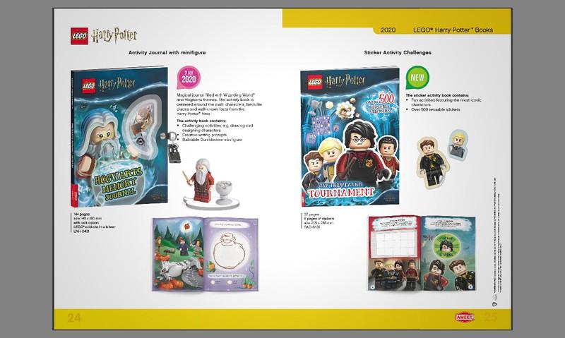 AMEET LEGO Books 2020