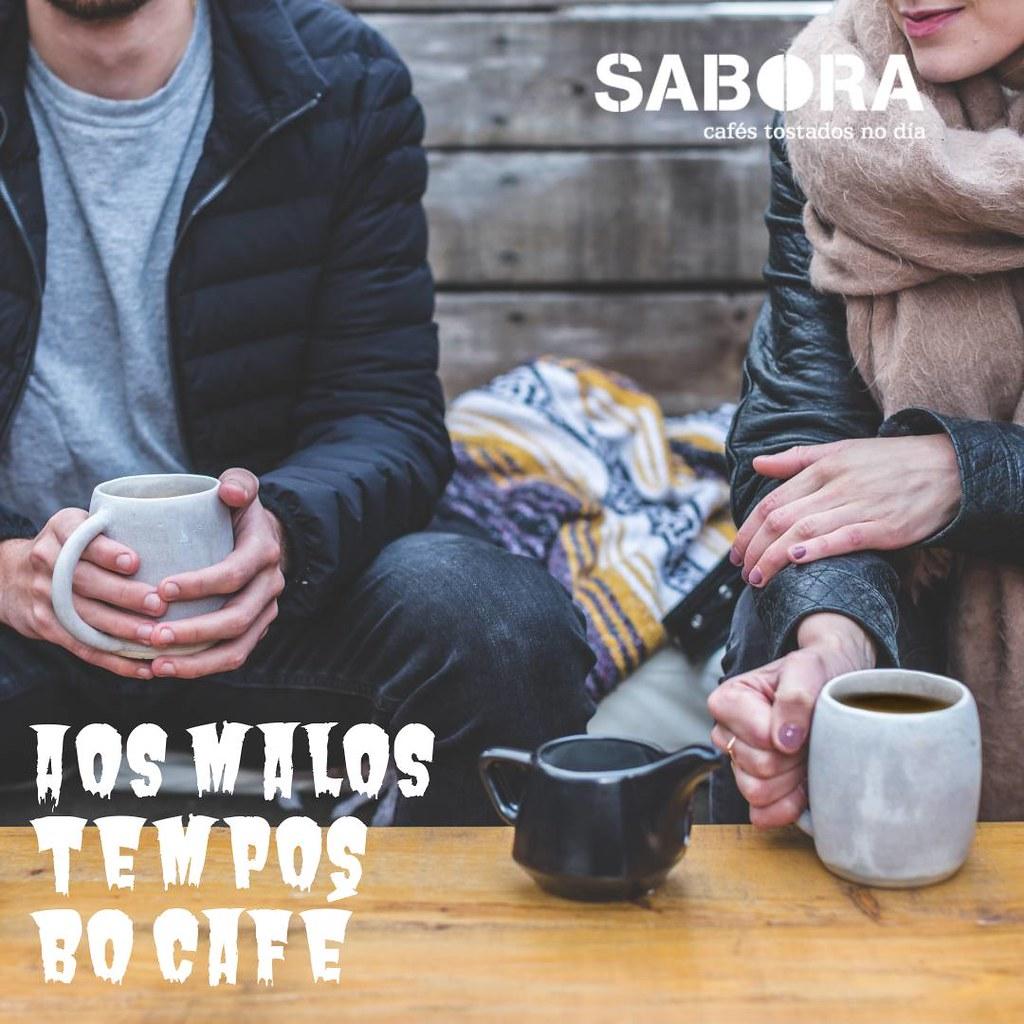 Aos malos tempos bo café