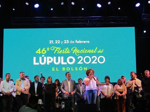 Fiesta Nacional del Lúpulo 2020