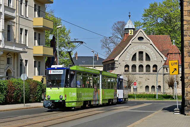 Tatra KT4D-C #2316 GVB Görlitz